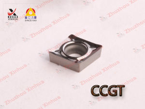 Cemented Carbide Aluminium Turning Inserts (CCGT09T304) pictures & photos