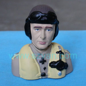 1/6 Pilot Figure RC Airplane Jet Pilots Accessories (VAN-PF16)