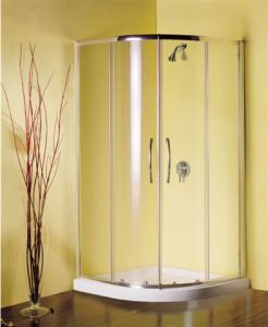 Round Shower Enclosure QA-R900