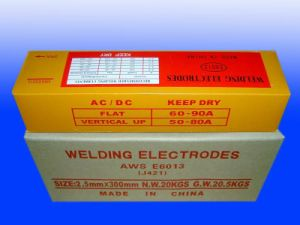 Carbon Steel Welding Electrode (E6013) pictures & photos