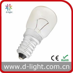 St26 Clear E14s Tubular Bulb