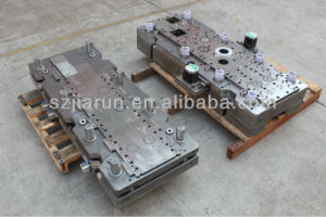 Punch Die Single Stamping Mould/Tooling for Mechanical Workshop Assembly pictures & photos