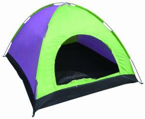 Four Person Camping Tent (HWT-110)