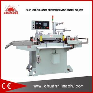 Flatbed Die Cutting Machine for Aluminum Foil pictures & photos