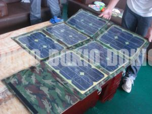 New Product Floding Solar Panel FSP-80M pictures & photos