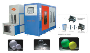 ZQ22-500 Blow Molding Machine for PMMA/PC Lamp pictures & photos
