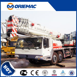 Zoomlion 70ton Hydraulic Truck Crane Qy70V532 pictures & photos