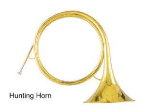 Bb Hunting Horn 273mm Bell pictures & photos