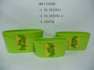 Spring Series Ceramic Flower Pot - 5