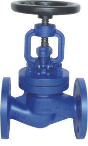 Flange End DIN Globe Valve pictures & photos