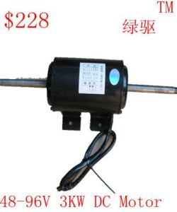 Electric Car Motor 2000W