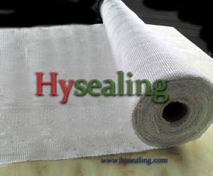 Texturized Glass Fiber Cloth for Fire Proctection pictures & photos