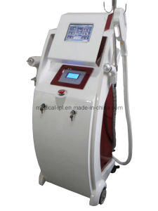 IPL Machine+RF+ Laser 3 in 1 Hair Removal Wrinkle Remova pictures & photos