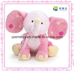 Pink New Design Baby Plush Toy pictures & photos