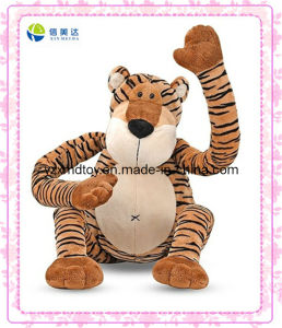 Long Legs Plush Tiger Toy for Sale pictures & photos