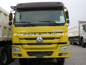 Low Price Sinotruck HOWO 6X4 371HP Dump Truck Zz3257n3247b pictures & photos