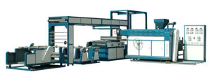 Plastic Film Laminating Machine (SJ-FMZ-series) pictures & photos