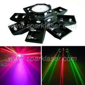 Disco DMX Laser Stage Light (New Laser UFO)
