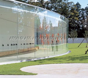 3-19mm Bent Tempered Glass pictures & photos