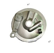 Tricycle Parts-Front Arrester