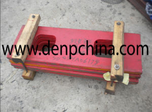 Toggle Beam Crusher Toggle Plate pictures & photos