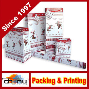 Coated Paper Shopping Bag Manufacturer in Shenzhen China (3244) pictures & photos