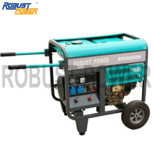 Portable Diesel Generator (RPD5500EW) pictures & photos