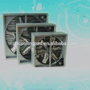 Large Size Steel Industrial Exhaust Fan of Centrifugal Fan Type pictures & photos