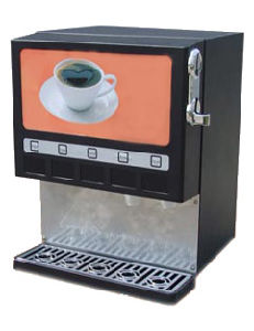 5-Selections Instant Drink & Soup Powder Dispenser (HV201) pictures & photos