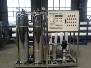 Home drinking water treatment plant