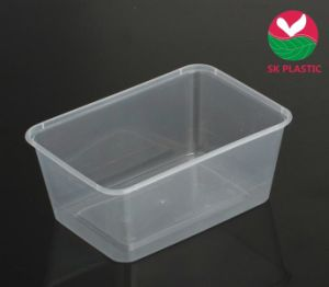 PP Food Container (S-1000) pictures & photos