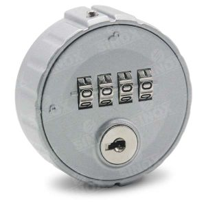 Scramble Locking Resettable Combination Cabinet Lock with Decode Function pictures & photos