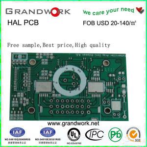 HASL Surface Finished PCB
