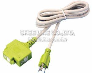 Power Plug with Taiwan & PSE Standard (SL-23)