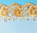 Rayon Embroidery Lace pictures & photos