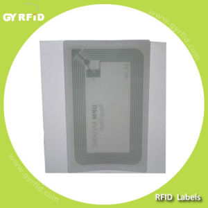 NFC Stickers with Topaz 512 13.56Mhz Read/write IC for Payment and promotion Systems (GYRFID) pictures & photos