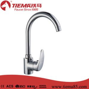 Single Handle Brass Sink Kitchen Faucet (ZS70605)
