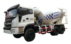 12 Cubic Meters Concrete Mixer Truck, Concrete Mixer Truck pictures & photos