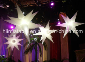 Popular Inflatable Star/Inflatable Star LED pictures & photos