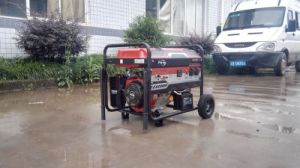 5 kVA Small Portable Generator Home Use Generator pictures & photos