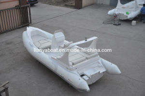 Liya 6.2m Military Rigid Inflatable Hypalon Boats pictures & photos