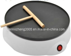 Electric Wafer-Thin Crepe Maker&Griddle, Pancake Maker pictures & photos