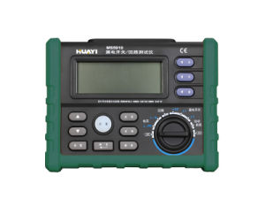 MS5910 DIGITAL RCD/LOOP TESTER