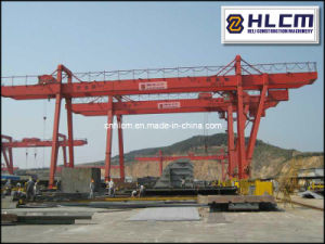 Precast Yard Gantry Crane 05 pictures & photos