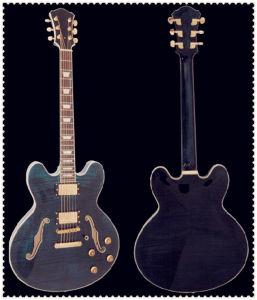 16 Inch Plywood Jazz Guitar (YZ-102B)
