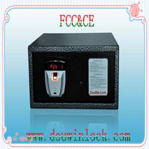 Hotel Safety Fingerprint Deposit Safe Box pictures & photos