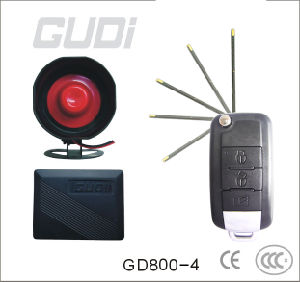Gd800-4 Car Alarm