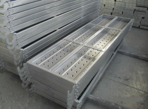 Steel Scaffold Plank for Frame System pictures & photos