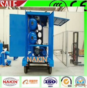 Zym-200 Trailer Type Transformer Oil Purifier/Oil Centrifuge Machine pictures & photos