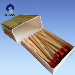 55mm Wooden Safety Home Matches pictures & photos
